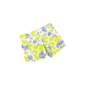 J. Crew Factory Floral Print Chino Shorts